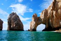 Cabo San Lucas, Mexique