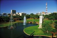 Polokwane (Pietersburg), South Africa