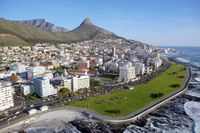 Sea Point, Südafrika