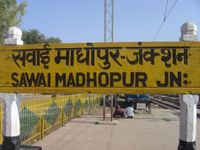 Sawai Madhopur, India