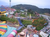 Genting Highlands, Malasia