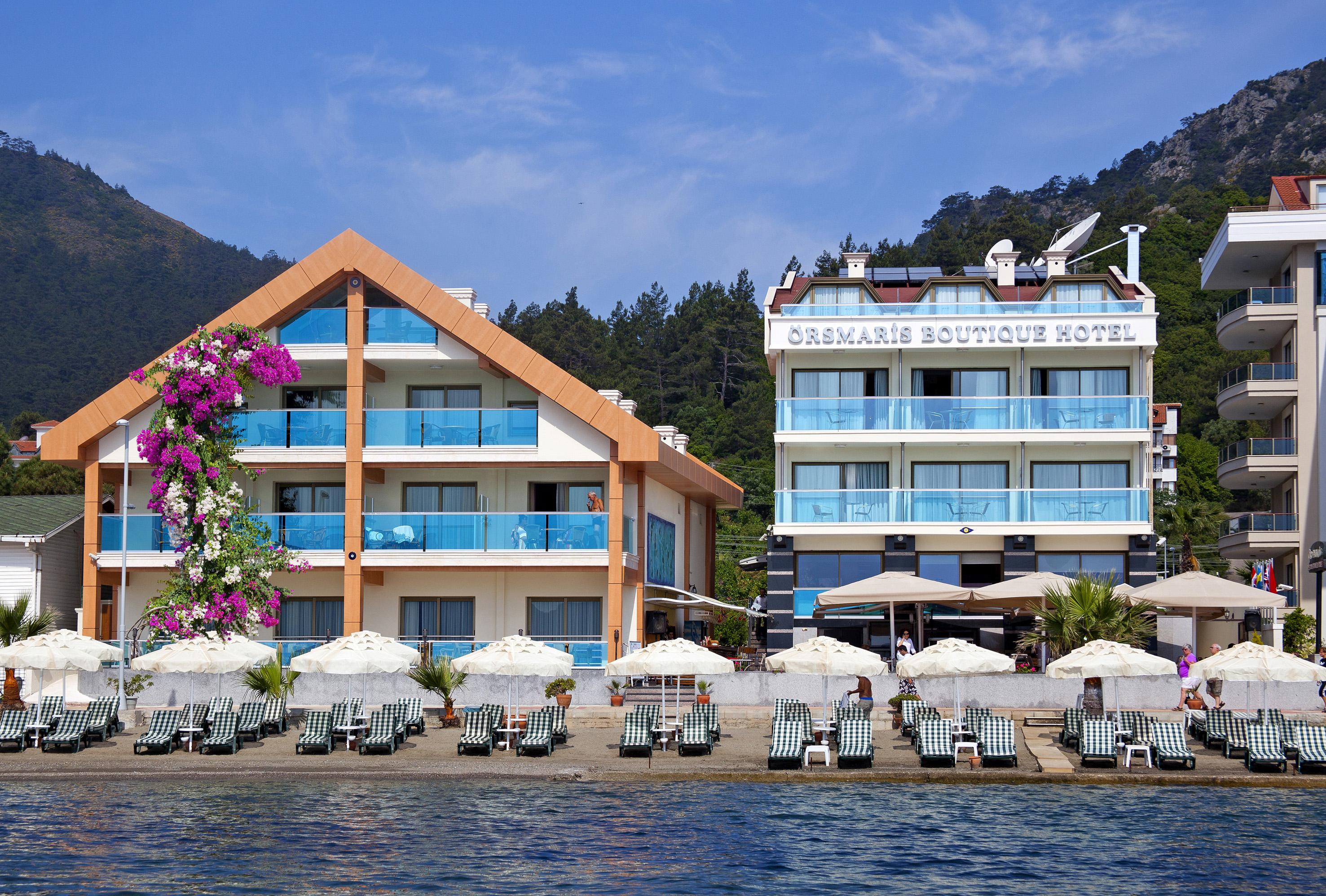 hoteles Hotel Orsmaris Boutique, Marmaris (Turquía)