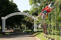 The Victoria Falls