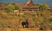 Hotel Victoria Falls Safari Lodge