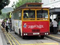 Singapore Explorer Trolley