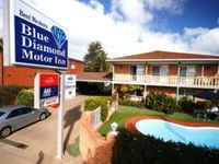 Best Western Blue Diamond Motor Inn