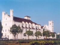 The Churches and Convents of Old Goa