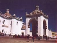 Basilica Virgen de la Candelaria