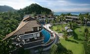 Hotel Holiday Inn Resort Krabi Ao Nang Beach ex Sala Talay