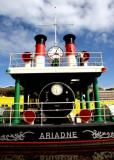 Steam Clock Ariadne