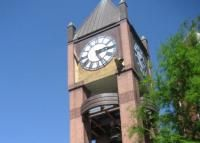 Louis and Annie Friedman Clock Tower