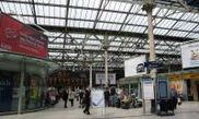 Edinburgh Waverley Railway Station