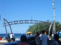 Surfers Paradise Beach