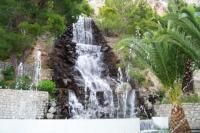 Waterfalls of Loutraki