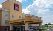 Comfort Suites Indianapolis Fortune Circle West