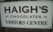 Haigh's Chocolate Visitor Centre 