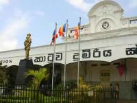 Fort Railway Station Colombo-1