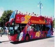 Hop-On-Hop-Off-Bus Tour in Sorrento