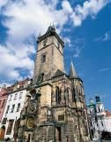 Town Hall with Astronomical Clock