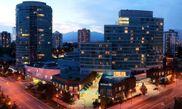 Hotel Hilton Vancouver Metrotown