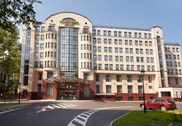 Courtyard  Marriott  Center West Pushkin