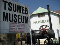 Tsumeb Museum