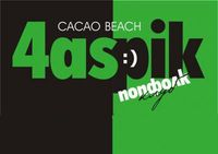 4as Pik Cacao beach