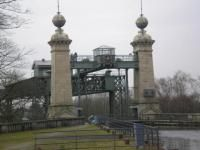Old Boat Lift Henrichenburg
