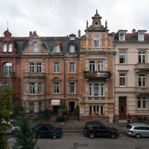 Elite Heidelberg / Haus Bunsen