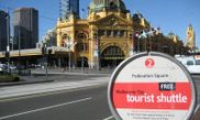 Melbourne City Tourist Shuttle