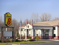 Super 8 Motel Marysville Port Huron Area
