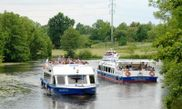 Brunchfahrten mit Bergedorfer Schifffahrtslinie 