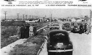The Real Black Dahlia Crime Bus Tour 