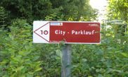 City-Park-Lauf -Strecke 10 