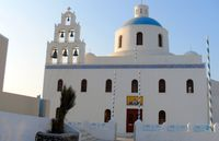 Church of Panagia Akathistou - Platsanis