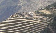 Las Ruinas Incas de Pisac