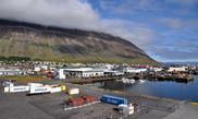 Port of Isafjordur 