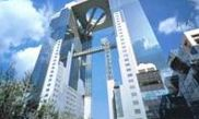 Umeda sky building 