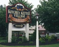 Kitchen Kettle Village