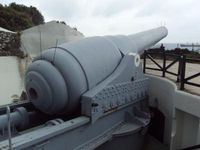 The 100 Tonne Gun