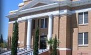 Graham County Courthouse