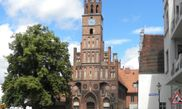 Altstdtisches Rathaus und Roland 