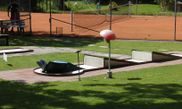 Tennis- und Minigolfanlage 