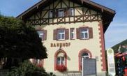Bahnhof Tegernsee 