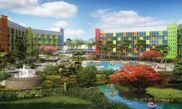 Hotel Universal's Cabana Bay Beach Resort