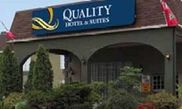 Quality & Suites Woodstock