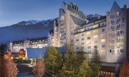 Hotel The Fairmont Chateau Whistler