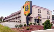 Super 8 Motel Raleigh Downtown South