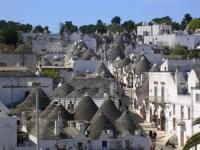 The Trulli of Alberobello