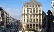 Hotel Marriott Brussels